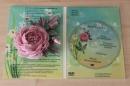 DVD диск 3в1 Роза с тычинками
