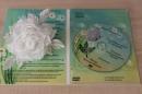 DVD видео мастер класс 3в1 свадебная роза,ландыш,окраска