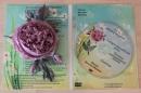 DVD видео мастер класс 3в1 староанглийская роза,ландыш,окраска