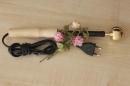 Электропаяльник ЭПСН 40вт/220в - Электропаяльник ЭПСН 40вт/220вт с деревянной ручкой предназначен для работы с бульками, пресс формами, японскими ножами. Поставляется в готовом для работы виде, без жала .Входит в комплект наборов булек