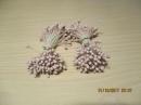 Тычинки пыльная роза матовые  3мм. арт.101